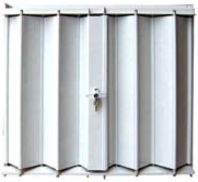 Hurricane Accordion Shutters Key Biscayne FL